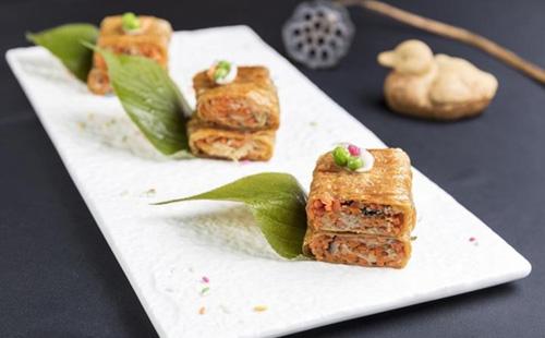 Pujiang tofu skin
