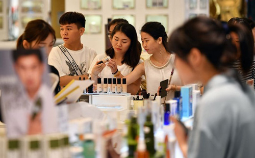 The foreigners' rights and interests when shopping in China
