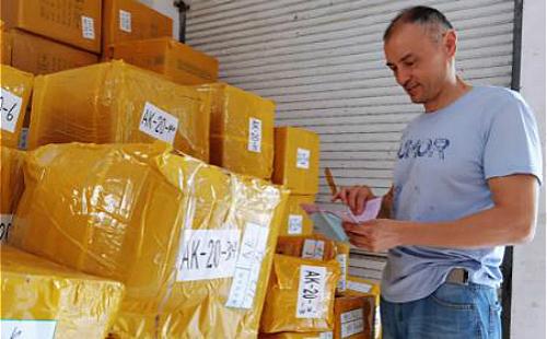 Ukrainian businessman's story with Yiwu