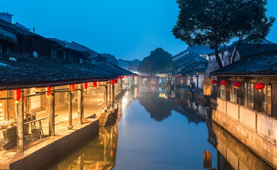 Shaoxing, an elegant and peaceful historical city