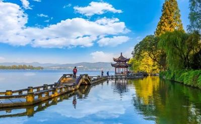 Hangzhou, capital of Zhejiang