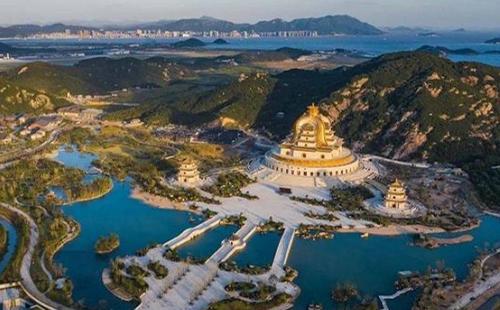 Guanyin Cultural Park opens in Zhoushan