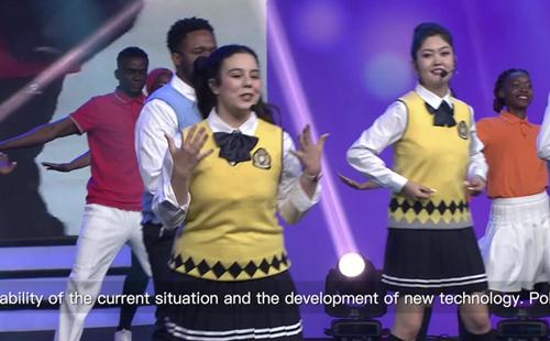 Gala spotlights international students: episode 1