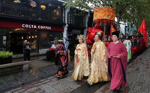 Historic studies confirm Hangzhou's cultural identity