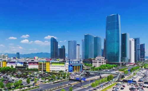 Zhejiang's VAT-free shopping sites