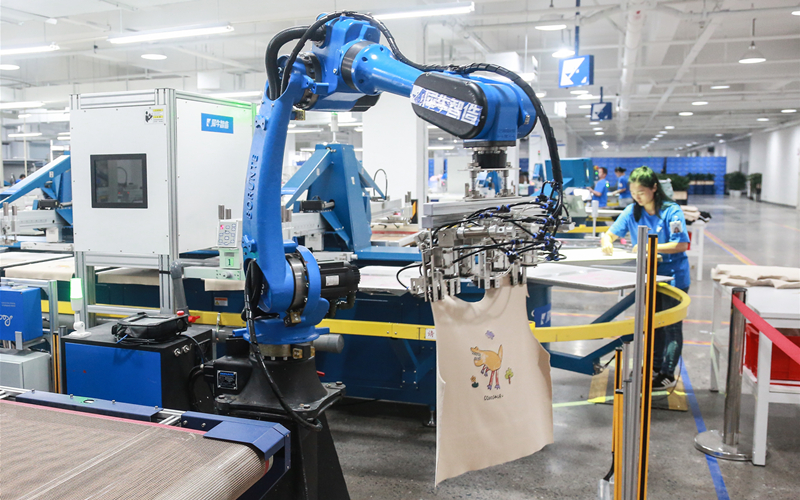 Zhejiang publishes first 'future factories' list