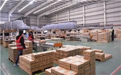 Zhejiang logs surge in cross-border e-commerce