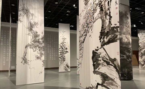Road of Tang Poetry exhibition opens in Hangzhou