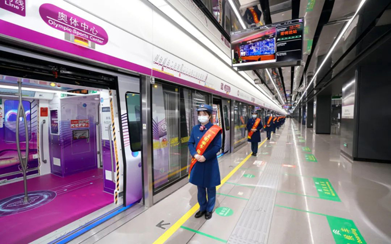 Hangzhou extends metro line network to 306 km