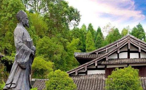 Liu Bowen's Hometown