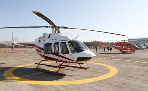Asia's biggest government-owned heliport opens in Shaoxing