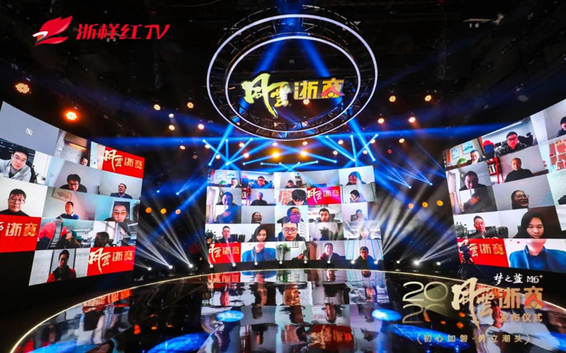 Zhejiang Entrepreneurs of Year 2020