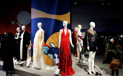 Exhibition reflects on China's fashion industry