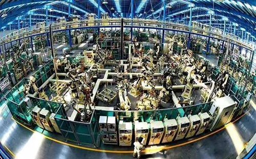 Zhejiang's equipment manufacturing sector makes big gains in 2020
