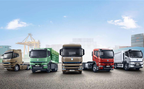 Geely, Transfar work together in logistics, new energy transport