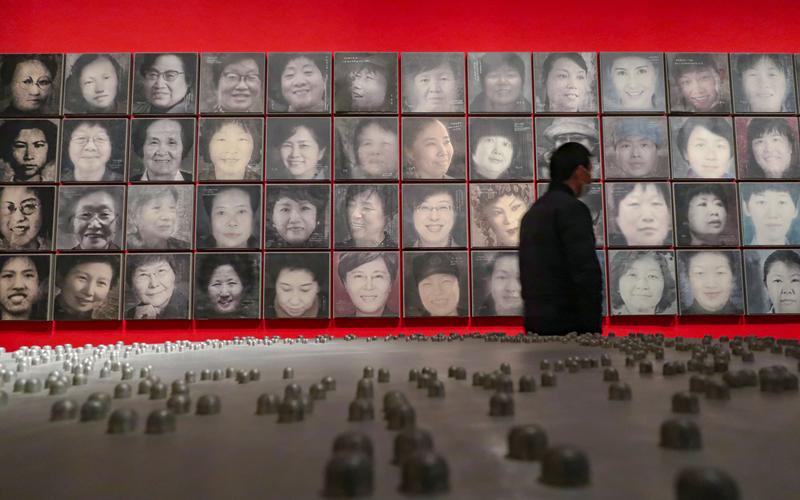 Exhibition salutes women in CPC centenary