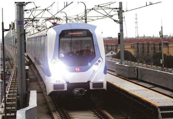 Hangzhou-Haining railway starts trial operations