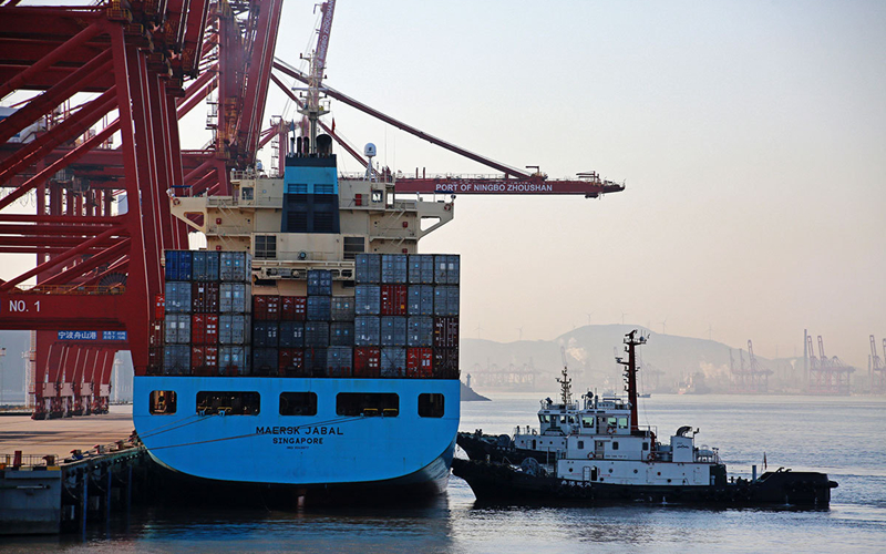 Zhejiang outranks Shanghai in latest foreign trade volume