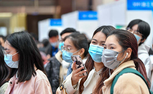 Zhejiang province creates a vibrant climate for employers, job seekers