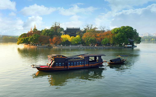 Five red tourism routes in Zhejiang