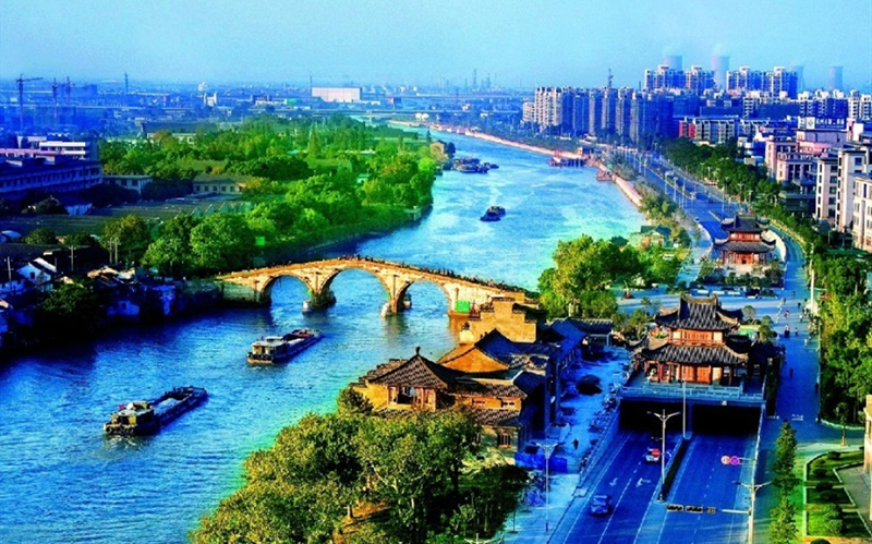 Explore China's Grand Canal
