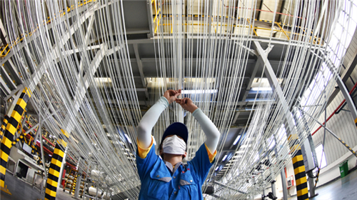 NBS: China's GDP surges 18.3% in Q1