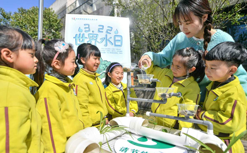 Zhejiang issues kindergarten childcare services guidelines