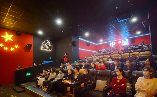 Yiwu designates six 'red cinemas'