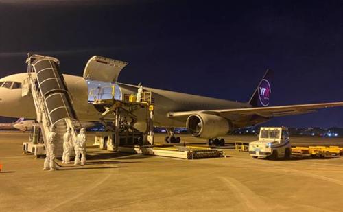 Yiwu imports Philippine pineapples through direct flight