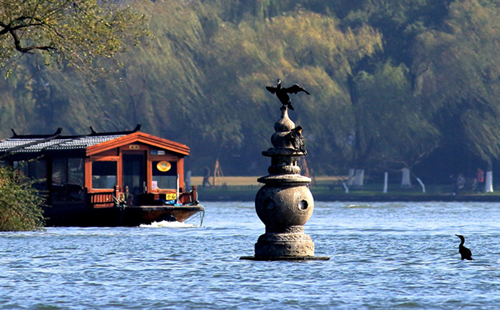 Hangzhou among top 10 Chinese megacities by GDP