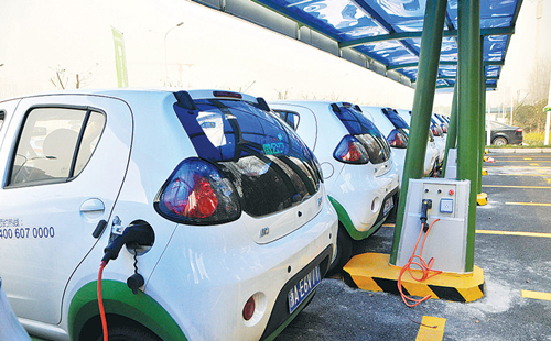 Zhejiang authorities set goals for NEV industry