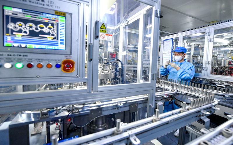 Zhejiang manufacturers to employ 11.5m skilled workers by 2025