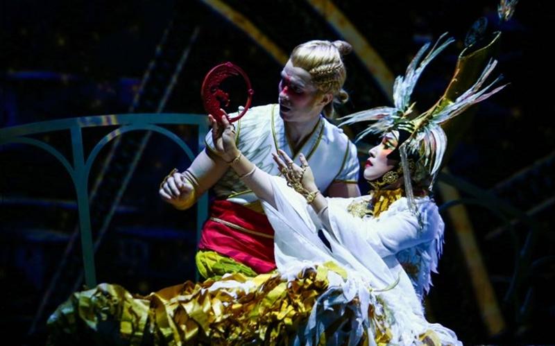 Cirque du Soleil's Hangzhou show makes strong comeback