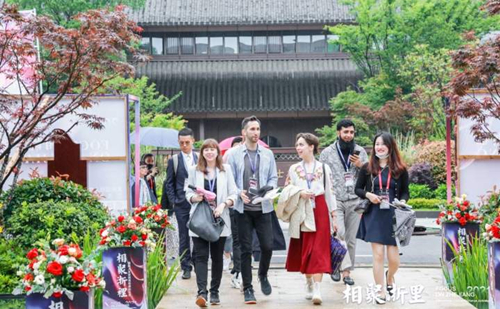 Zhejiang launches int'l cultural exchange in Wenzhou