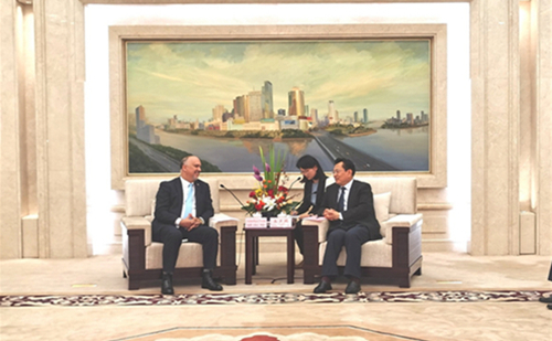 Ningbo, Cuba to strengthen bilateral ties