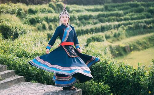 Wonderful folk songs of She ethnic group