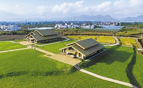 World's earliest agricultural society found in Pujiang