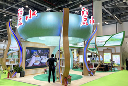 Lishui's tea flourishes at China International Tea Expo