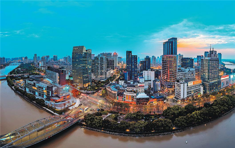 Highlights of Zhejiang building a demonstration zone for common prosperity