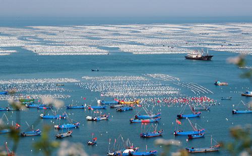 Zhejiang sets goals to bolster maritime economy