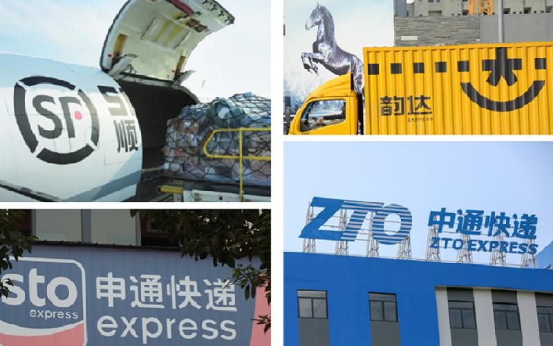 Global express deliveries soar