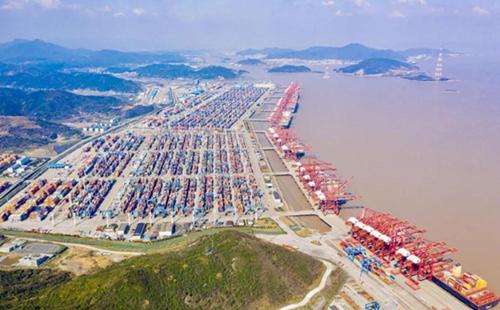 Ningbo Zhoushan Port handles over 10m TEUs Jan-April