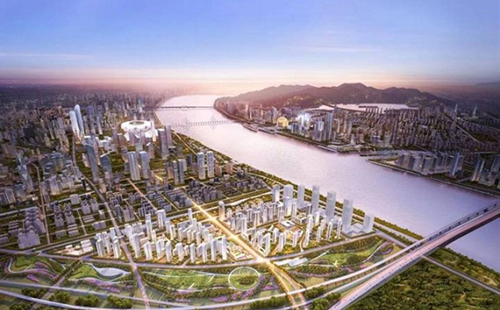 Asian Games Hangzhou 2022 village to be completed by year-end