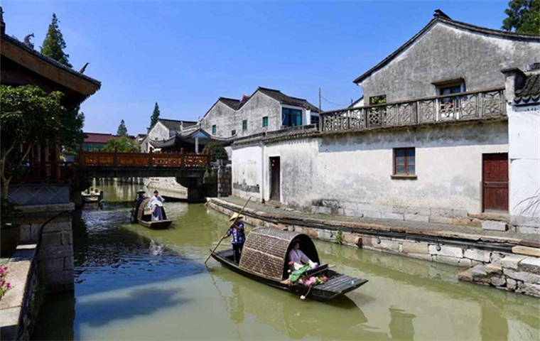 Ancient village welcomes summer tourists
