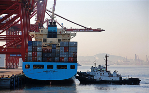 Port sees 21.3% increase in container throughput in H1