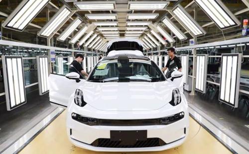 Zhejiang-made NEVs on the rise