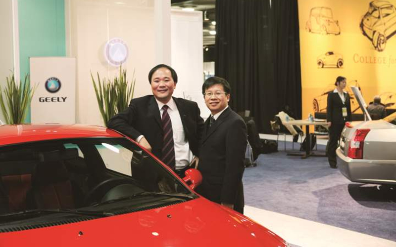 An epic tale of Chinese entrepreneurship published