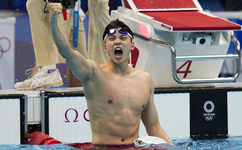 Zhejiang athletes deliver record results at Tokyo Olympics