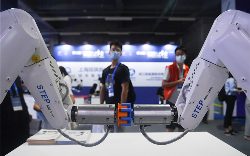 Zhejiang enterprises a strong presence in AI industry