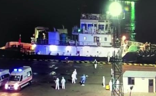 Sailors from foreign ships treated for infections